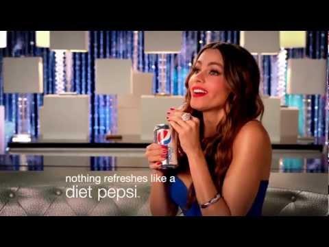 Diet Pepsi - Sofia Vergara Commercial