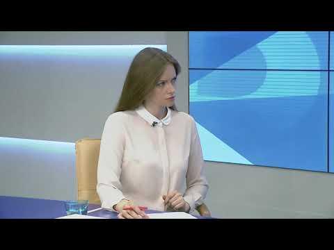 """Директор НКО """"Фонд капитального ремонта"""" Крюков В.А. в программе """"Первые лица"""" 24 мая 2018 г."""