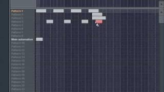 FL Studio Tutorial Series: Lesson 9 - Pattern Mode vs. Song Mode