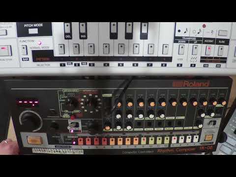 Classic 808 Tracks Using TR08  Adonis  No Way Back
