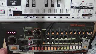 Classic 808 Tracks Using TR-08 - Adonis - No Way Back