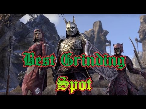 ESO Grinding: Best place to grind in Orsinium!