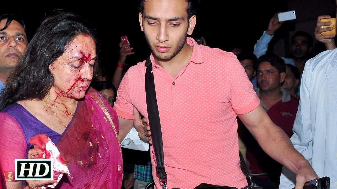 Hema Malini Car Accident: Child killed