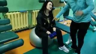 красивая попа,ноги и пресс в одной тренировке-ШОК