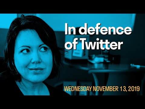 [Live Daily] In defence of Twitter... what?