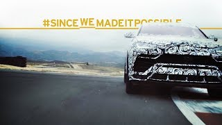 Lamborghini Urus: Corsa Driving Mode Active