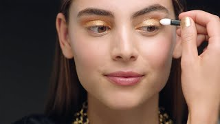 How to use the CRÉATION EXCLUSIVE OMBRE PREMIÈRE from the COLLECTION HOLIDAY 2020 – CHANEL Tutorials