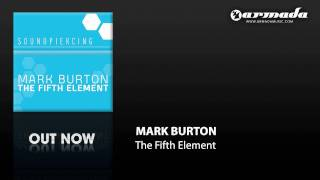 Mark Burton - The Fifth Element (Original Mix) (SPC060)
