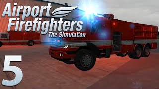 Airport Firefighter - The Simulation| Episode 5| Helicopter Crash
