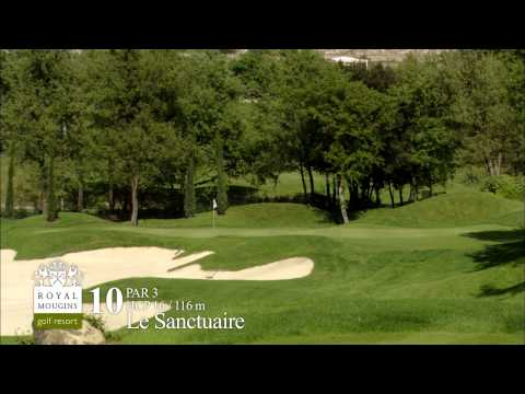Royal Mougins Golf Club Part 2 -  Overview of the golf course