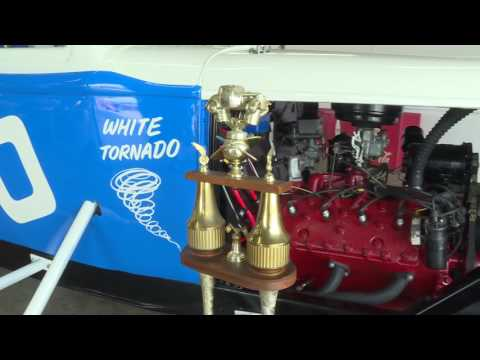 Vintage Racing Celebration Shows Off Classic Cars At New Hampshire Motor Speedway