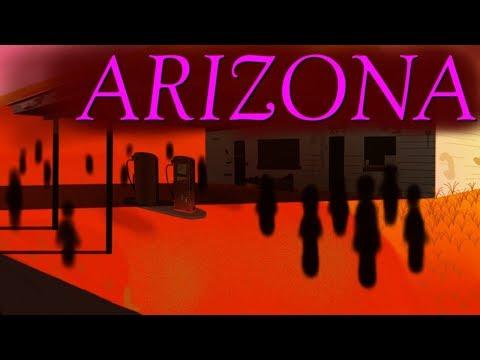 Arizona~ Horror Animation (Feat. Mr.CreepyPasta)