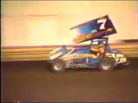 Mike Sargent - San Jose Speedway - (1989)
