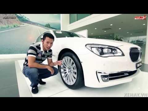 Review T m hiu xe BMW 7 Serie