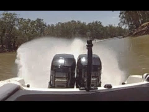 Watersports Marine Racing 2014 Southern 80 Entire Unlimited Outboard Water Ski Race