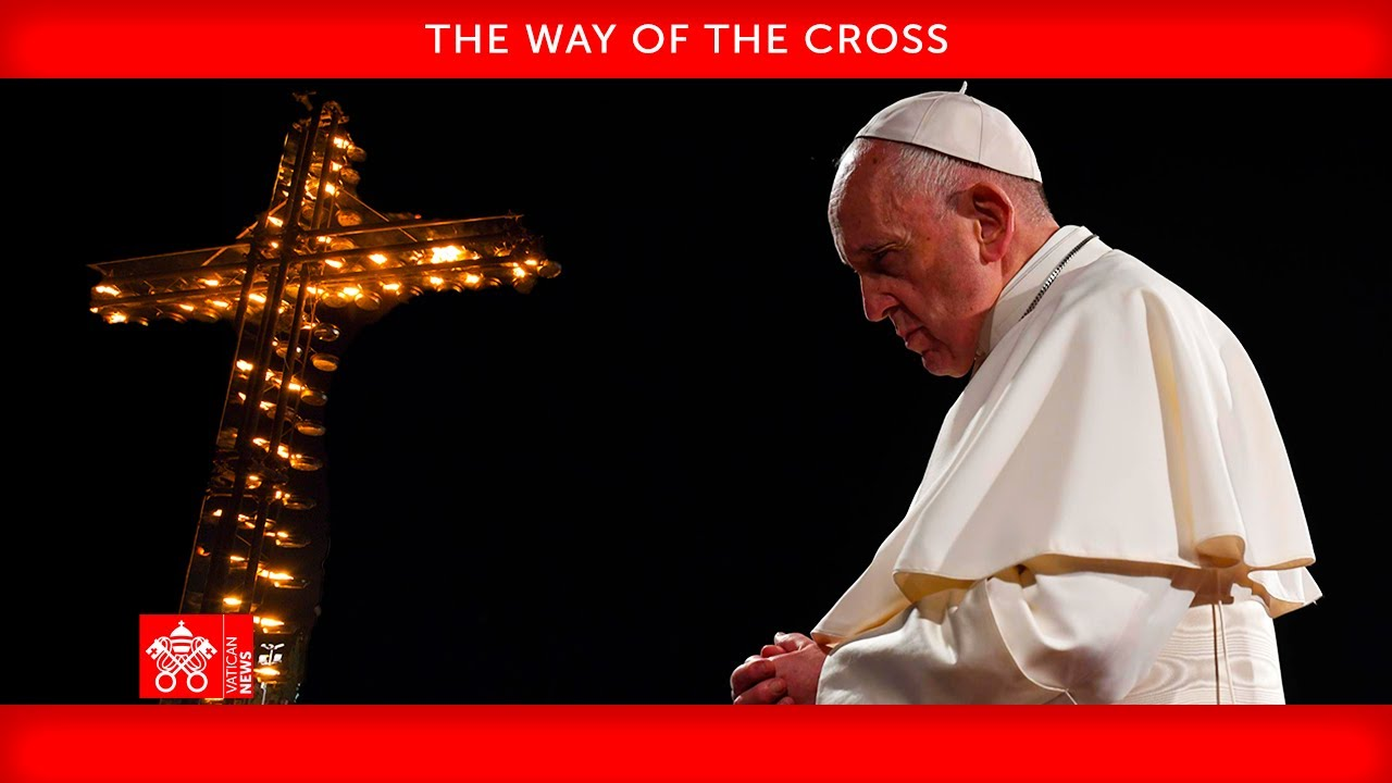 The hope of children at the heart of Via Crucis led by Pope - Vatican News