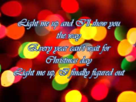 Owl City feat. TobyMac  - Light of Christmas  Lyrics