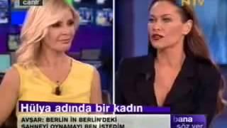 Hülya Avşar   Masturbasyon Sahnesini Zevk Alarak Oynadım