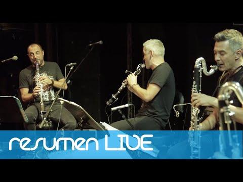 L'Rollin Clarinet Band - Resumen Live