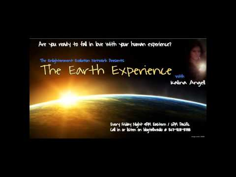 Treb Shares Information On The Earth Experience With Kalina Angell
