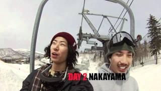 北海道で2日間K FILMS CREWとトリップしました!天気にもめぐまれて最高...