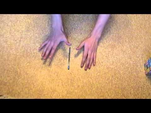 Фокус загадка с ручкой - Загадки