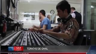 TÜRKİYE'DE 12 TV KANALI KAPATILDI