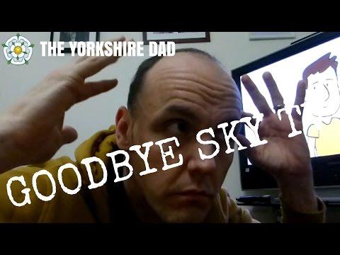 GOODBYE SKY TV