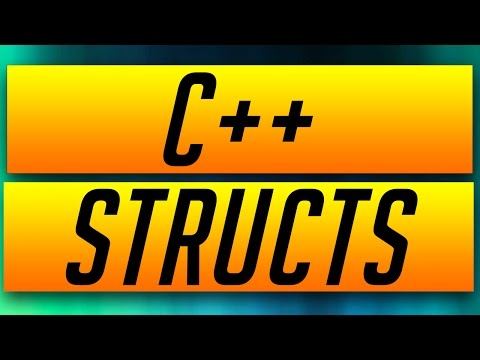 how to create structs in c
