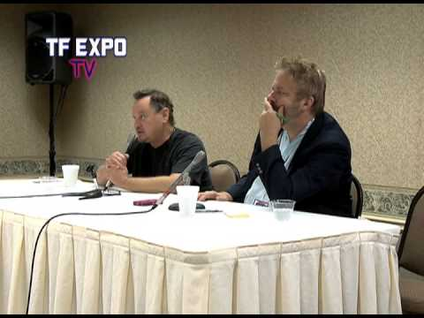 TFExpo TV: Gregg Berger at TFExpo 2013