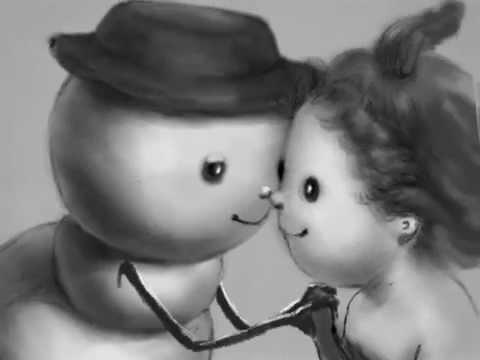 Мультфильм-сказка Снеговик (by Yatska) смотреть онлайн