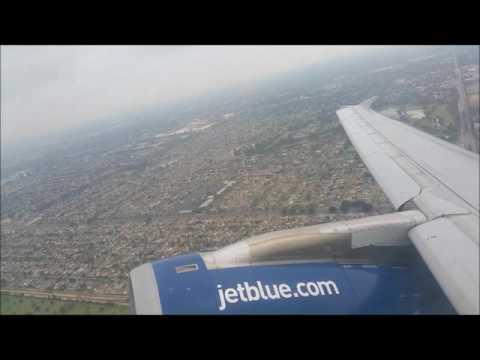 JetBlue A320-200 KLGB - KSEA