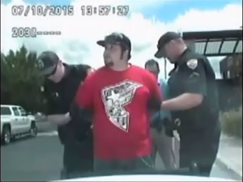 Pocatello Police Video of the Arrest of James Rutherford