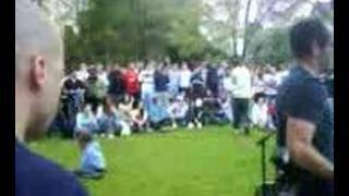 Freestyling @ Da Beatz,Peace Park, 21-April-2007