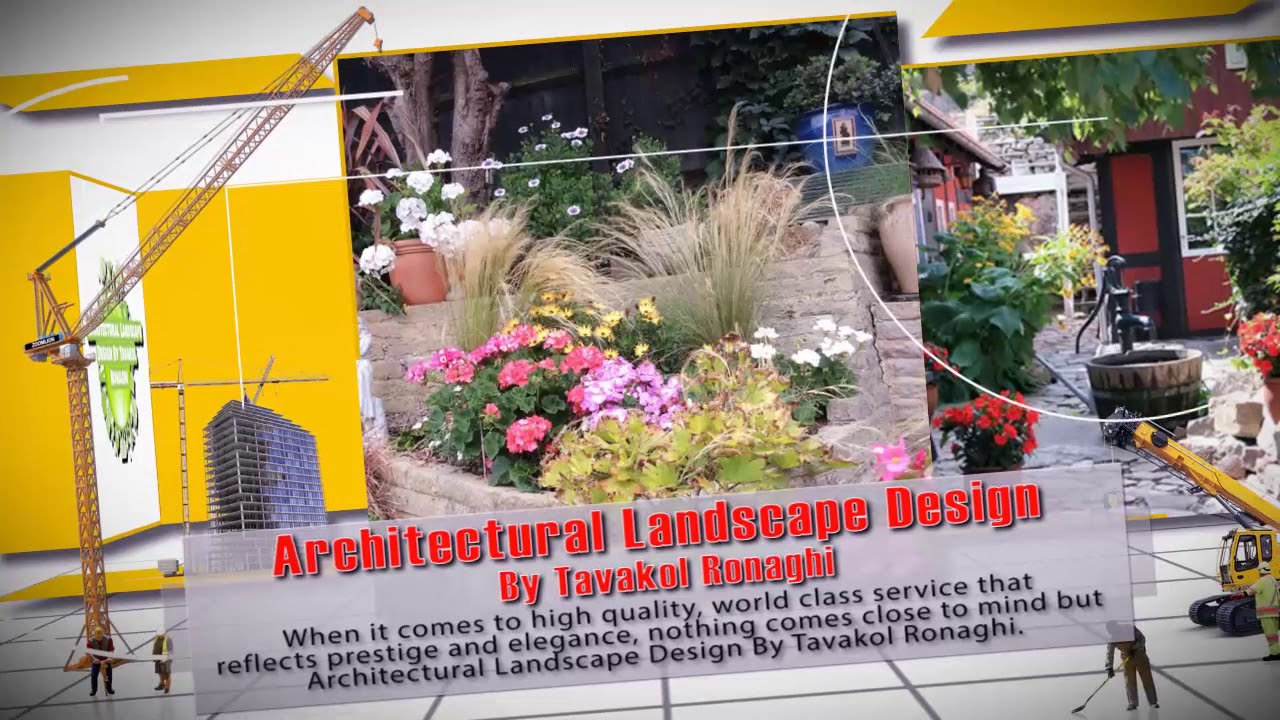 Architectural Landscape Design By Tavakol Ronaghi Little Rock Ar