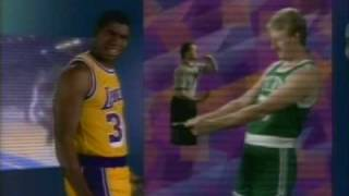 NBA on NBC Showtime Intro - 1992