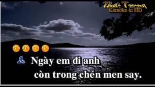 karaoke Tình Còn Vương Vấn mời nam feat