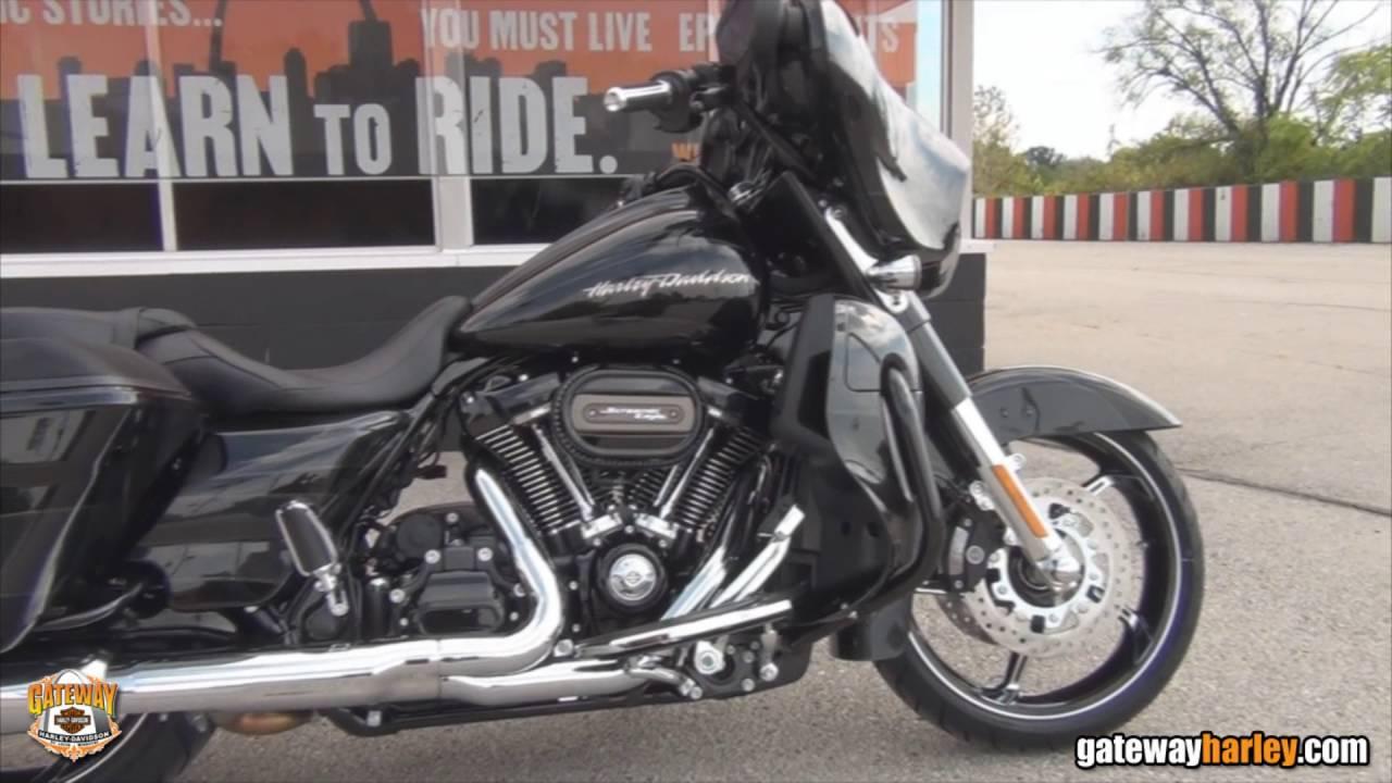 Louisville Harley Davidson >> 2017 Harley Davidson CVO Street Glide 114 Milwaukee Eight ...