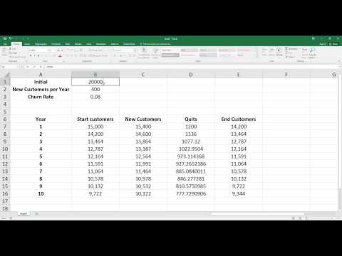 Using Multiple Regression in Excel for Predictive Analysis - YouTube