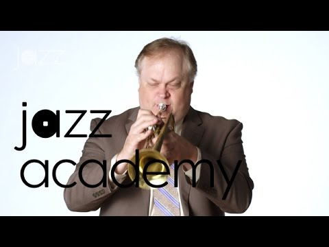 Warm Up and Practice Techniques on a Trumpet, Part 1