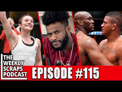 Kamaru Usman vs Gilbert Burns | UFC 258 | Julian Marquez Calls Out Miley Cyrus | Kelvin Gastelum