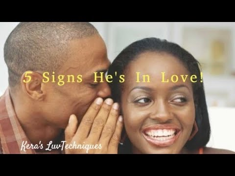 signs that he's dating someone else