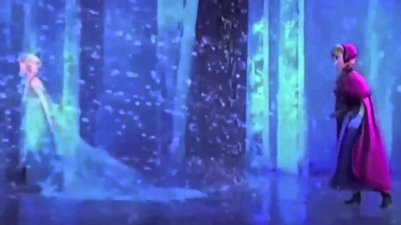 For The First Time In Forever Reprise Frozen Cover Voiceover By CherAnn