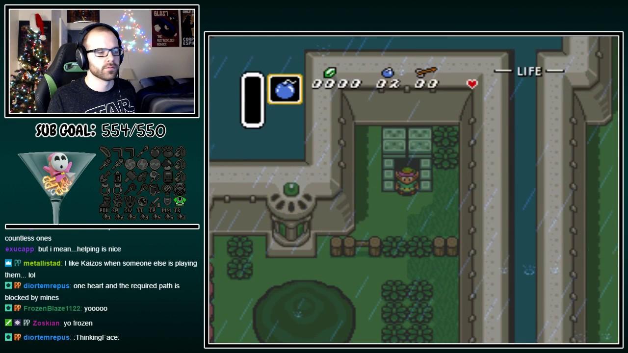 Kaizo Randomizer Hack - Zelda ALTTP (Part 1) by Patty