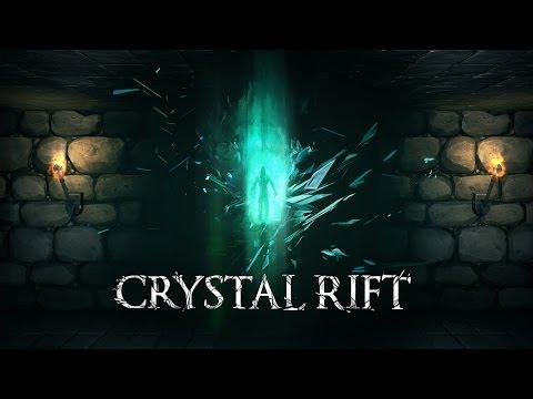 Crystal Rift - Oculus Rift - Poziom VII