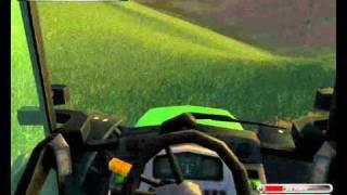 Landwirtschafts Simulator 2011 koszenie trawy