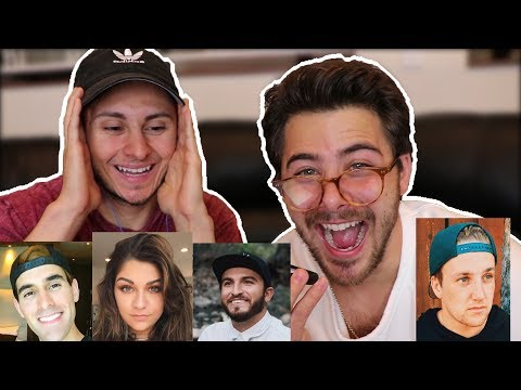 Prank Calling Youtubers But We Can't Hear Them (ft. Dominic DeAngelis)