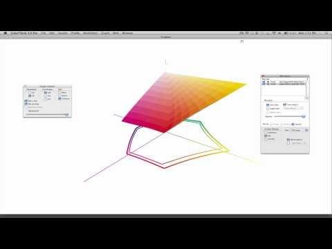 CMYK Color Profile/Gamut Explained