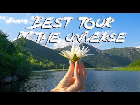 MONTENEGRO - The Jewel of the BALKANS - 360 Monte Tour