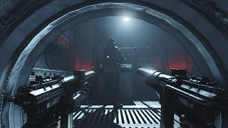 AWESOME FPS about Futuristic WW2 ! Wolfenstein 2 The New Colossus